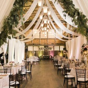 svatební baldachýn